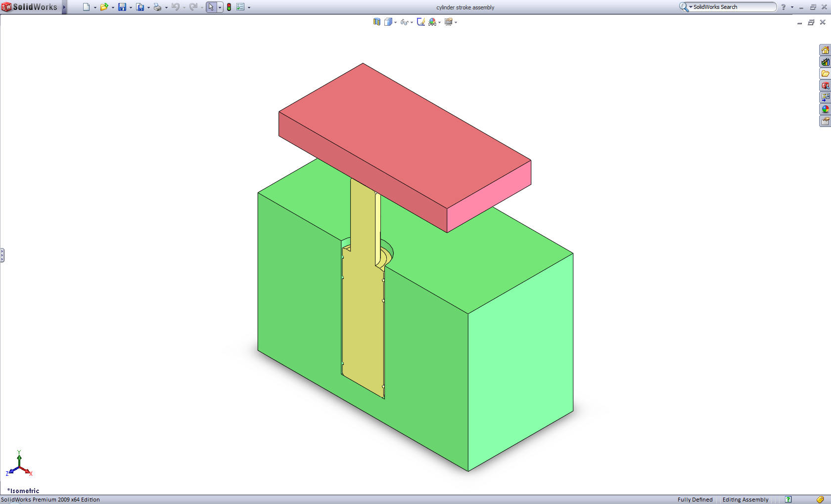 Rocksolid tutorial in context cylinder stroke animation rocksolid option 101starting assembly baditri Image collections