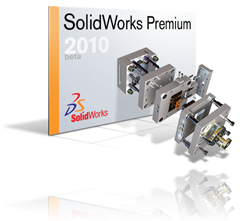 solidworks 2010_splash screen
