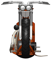 solidworks chopper_front