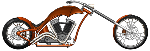 solidworks chopper_side