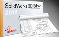 logo_solidworks 2d editor