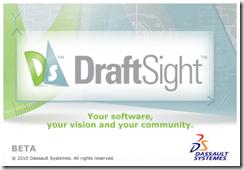splah screen_draftsight